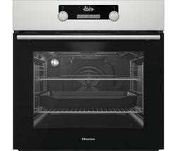 HISENSE O521AXUK Electric Oven - Stainless Steel