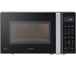KENWOOD K20MS20 Solo Microwave – Silver Best Price, Cheapest Prices