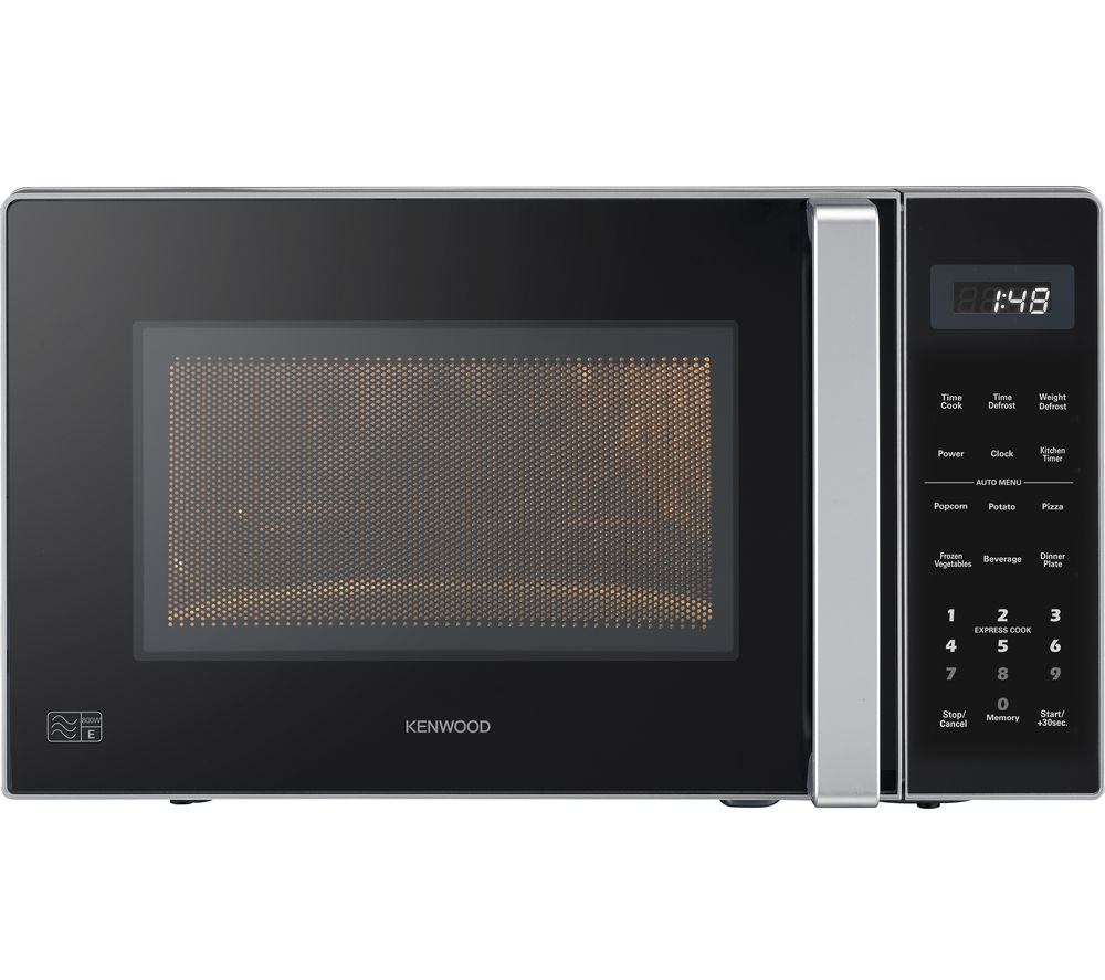 KENWOOD K20MS20 Solo Microwave - Silver, Silver