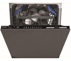 CDIN 2D620PB-80 Full-size Fully Integrated WiFi-enabled Dishwasher