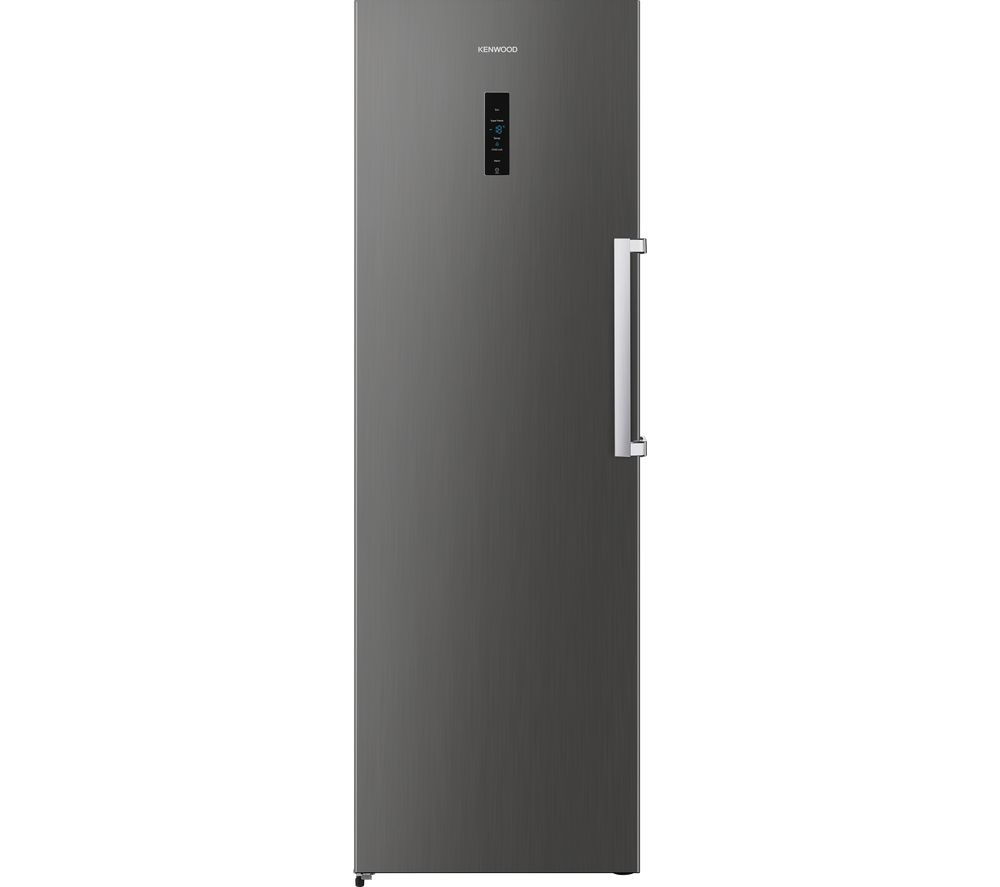 KENWOOD KTF60X20 Tall Freezer - Stainless Steel