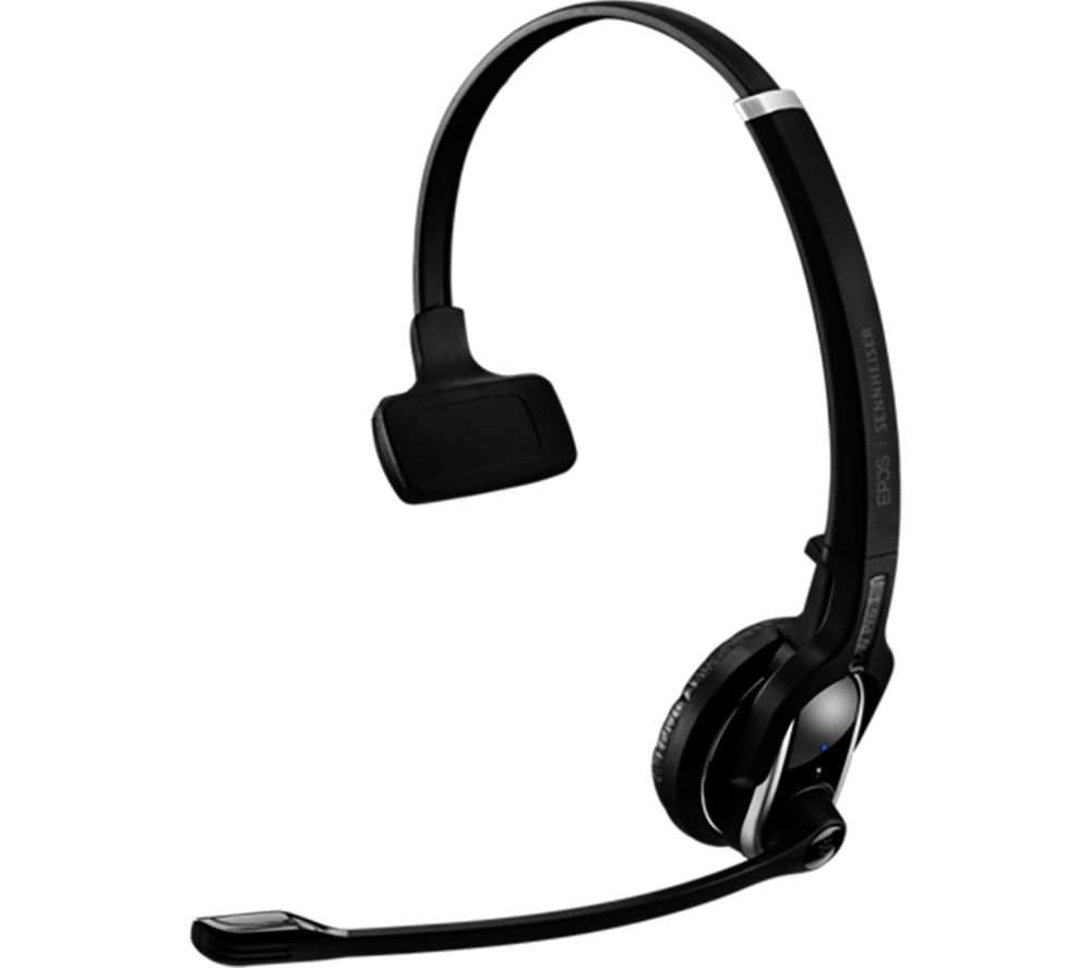 Image of SENNHEISER DW Pro1 Phone Wireless Headset - Black, Black