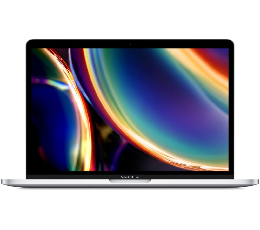 "Image of APPLE 13"" MacBook Pro with Touch Bar (2020) - 1 TB SSD, Silver"