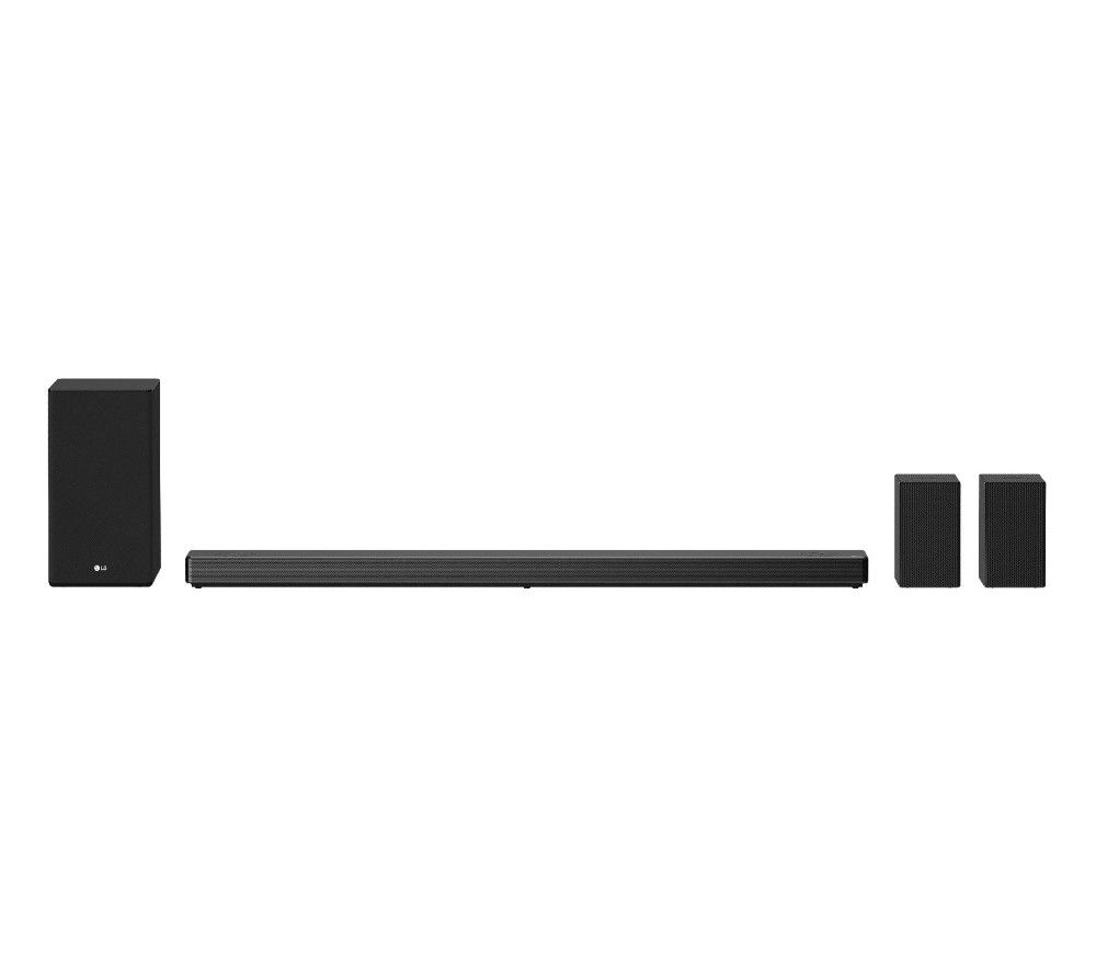 LG SN11 7.1.4 Wireless Sound Bar with Dolby Atmos & Google Assistant