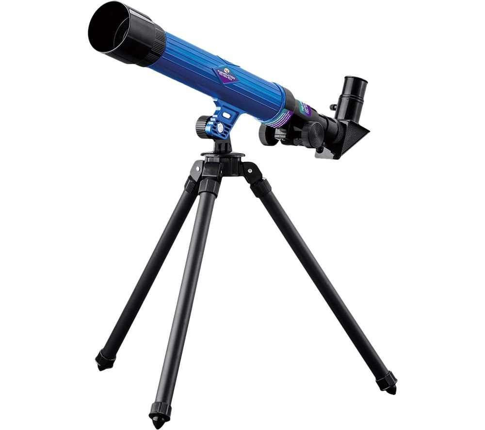 Click to view product details and reviews for Toyrific Ty5520 Kids Telescope Blue Blue.