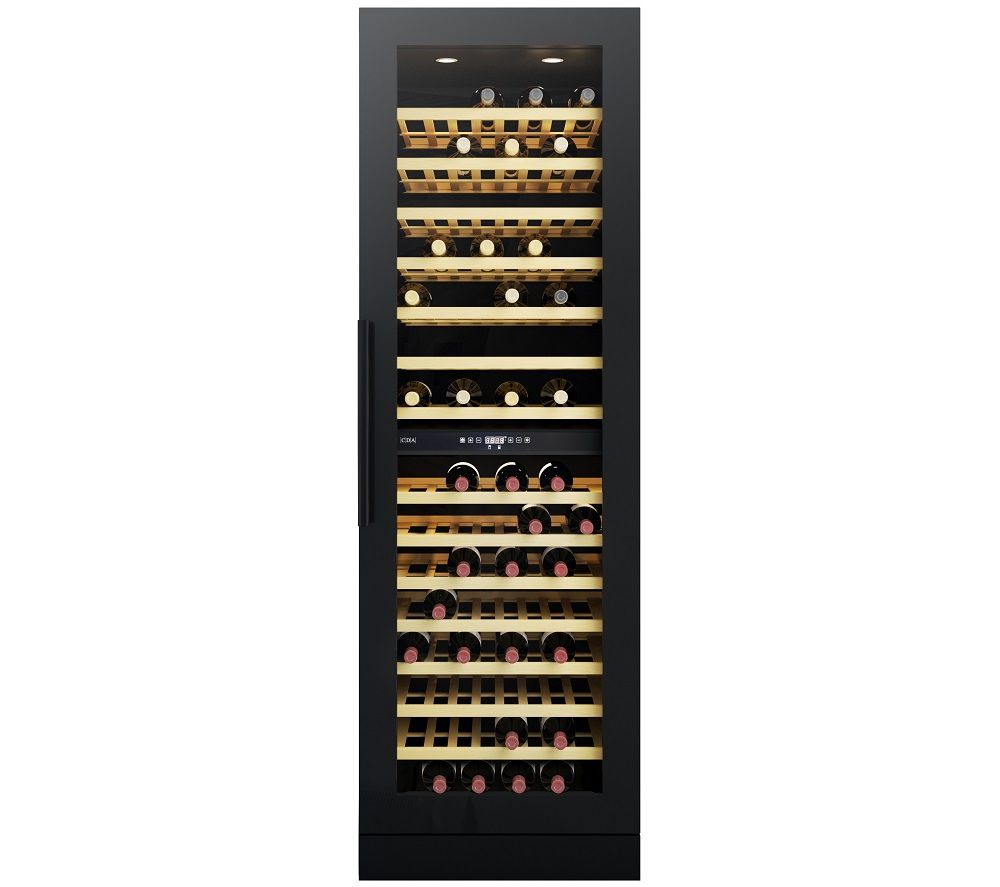 CDA FWC881BL Wine Cooler - Black