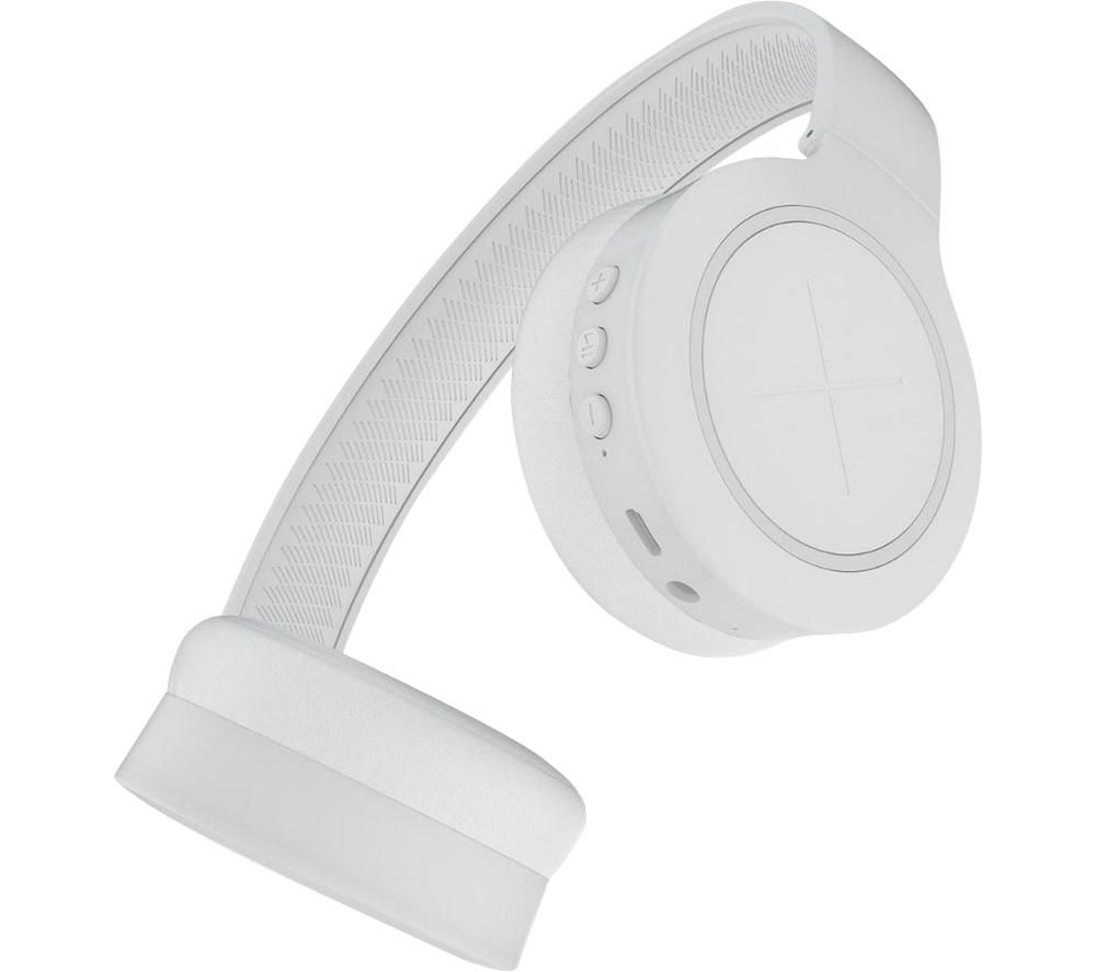 KYGO A3/600 Wireless Bluetooth Headphones - White