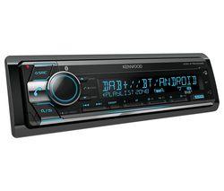 KDC X7200DAB CD Car Receiver - Black