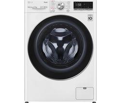 TurboWash with AI DD V7 FWV796WTSE WiFi-enabled 9 kg Washer Dryer - White