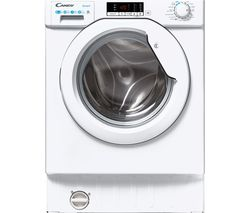 Smart CBD485D2E Integrated 8 kg Washer Dryer