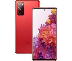 Galaxy S20 FE - 128 GB, Cloud Red