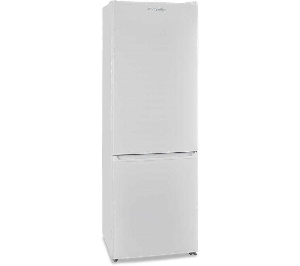 MONTPELLIER MFF18860W 60/40 Fridge Freezer - White