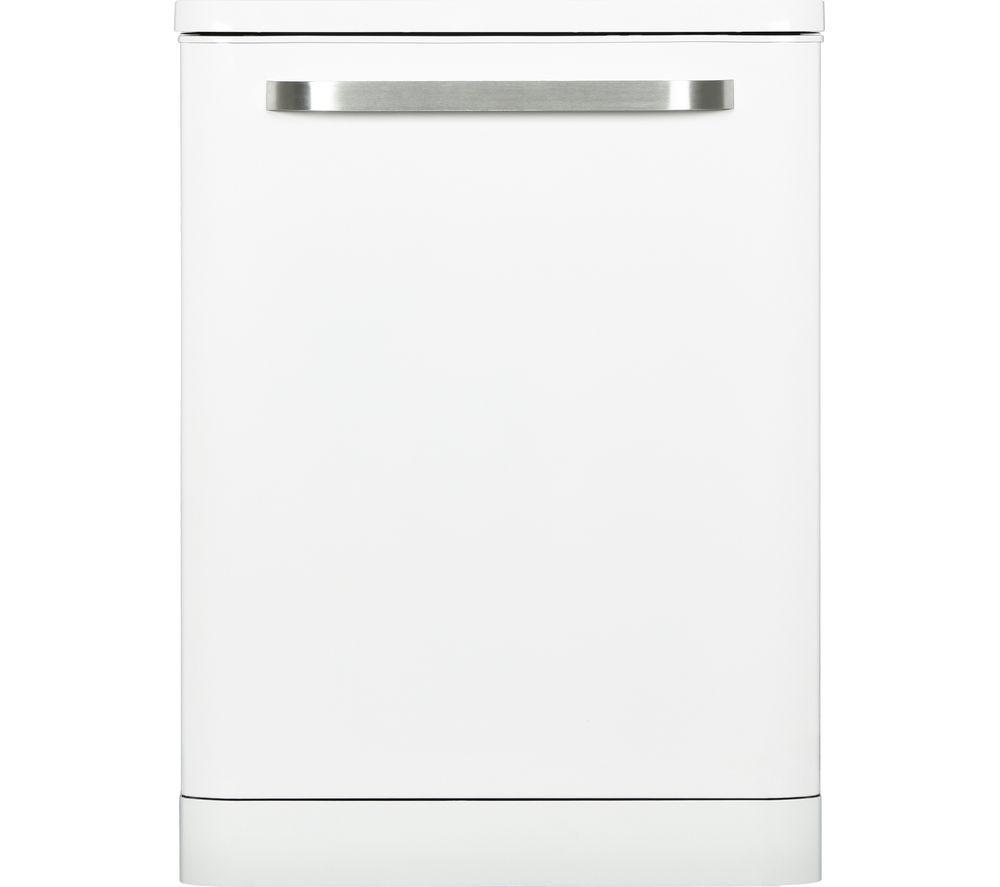 SHARP QW-DX41F47EW Full-size Dishwasher - White