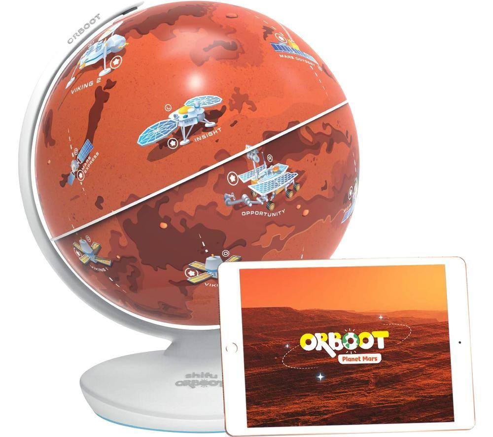 SHIFU Orboot Mars Globe, Red