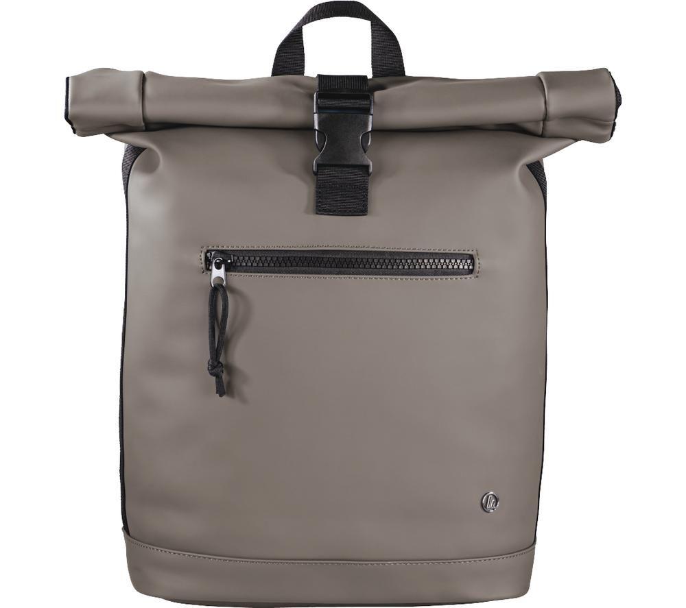 "HAMA Active Line Merida 185685 15.6"" Laptop Backpack - Taupe"