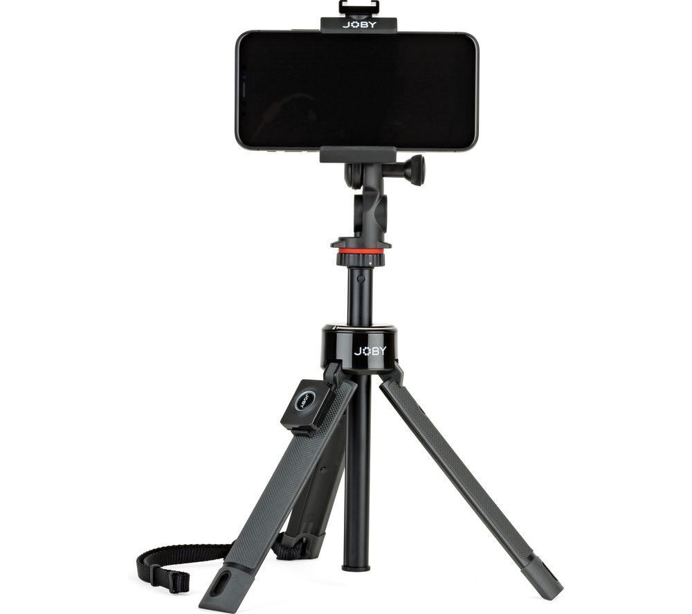 JOBY GripTight PRO JB01534-BWW TelePod - Black & Grey