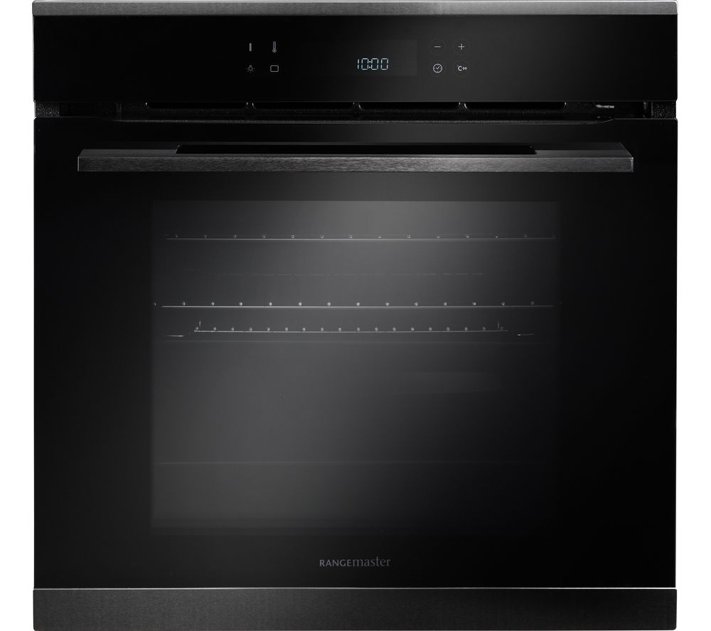 RANGEMASTER Eclipse ECL610PBL/BL Electric Oven - Black
