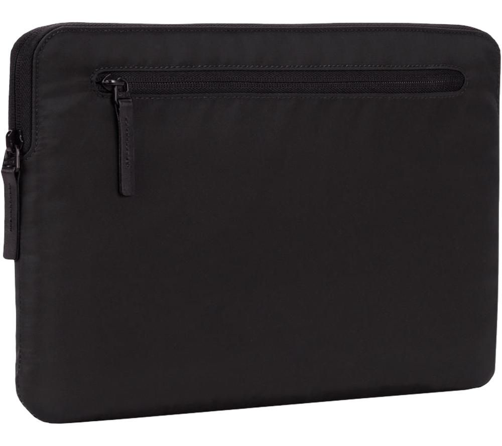"Image of INCASE Compact INMB100335-BLK 13.3"" MacBook Pro & Air Sleeve - Black, Black"