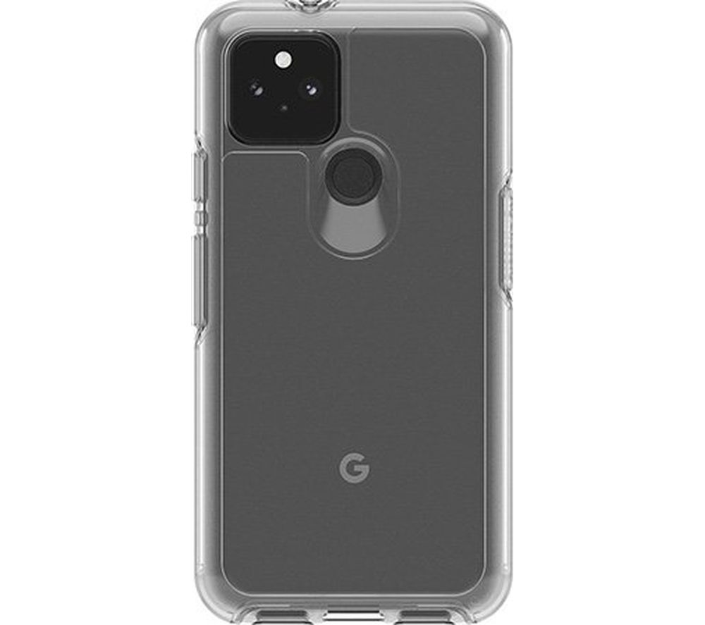 OTTERBOX Symmetry Pixel 5 Case - Clear