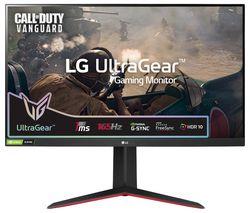 """UltraGear 32GN550 Full HD 32"""" VA LCD Gaming Monitor - Black"""