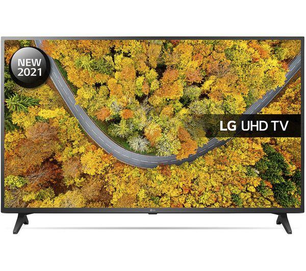 """LG 50UP75006LF 50"""" Smart 4K Ultra HD HDR LED TV"""