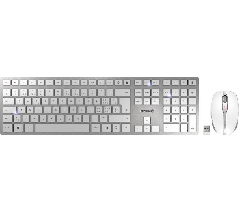 Image of CHERRY DW 9000 SLIM Wireless Keyboard & Mouse Set