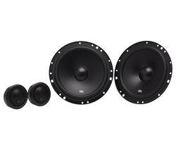 Stage1 601C Car Speakers - Black