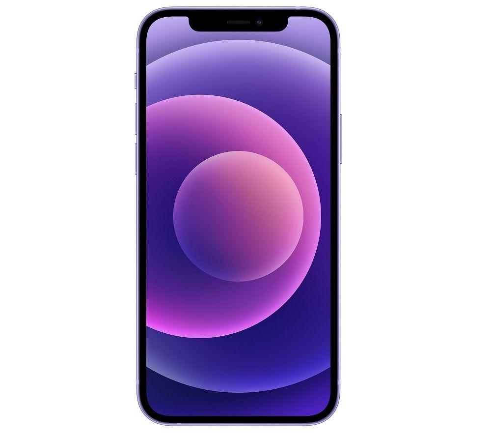 APPLE iPhone 12 - 128 GB, Purple