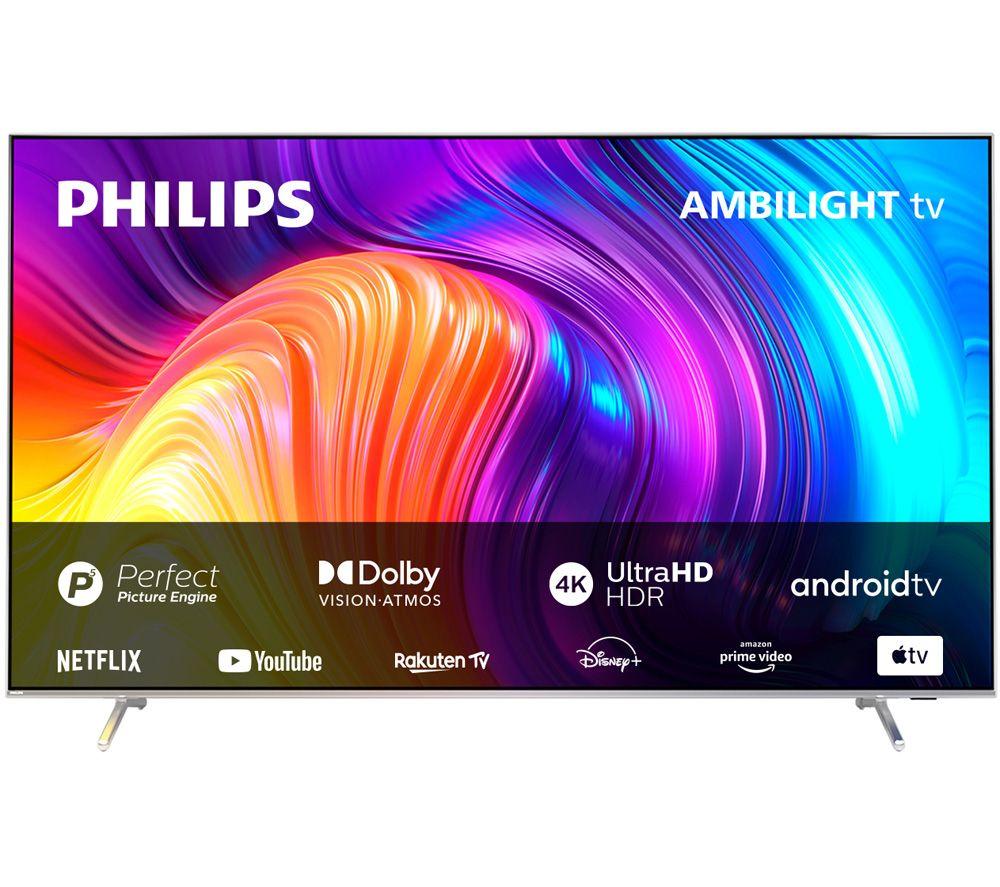 55 PHILIPS 55PUS7956/12  4K Ultra HD HDR LED TV