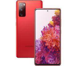 Galaxy S20 FE (2021) - 128 GB, Cloud Red