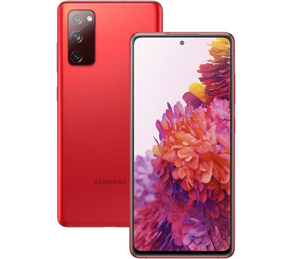 SAMSUNG Galaxy S20 FE (2021) - 128 GB, Cloud Red