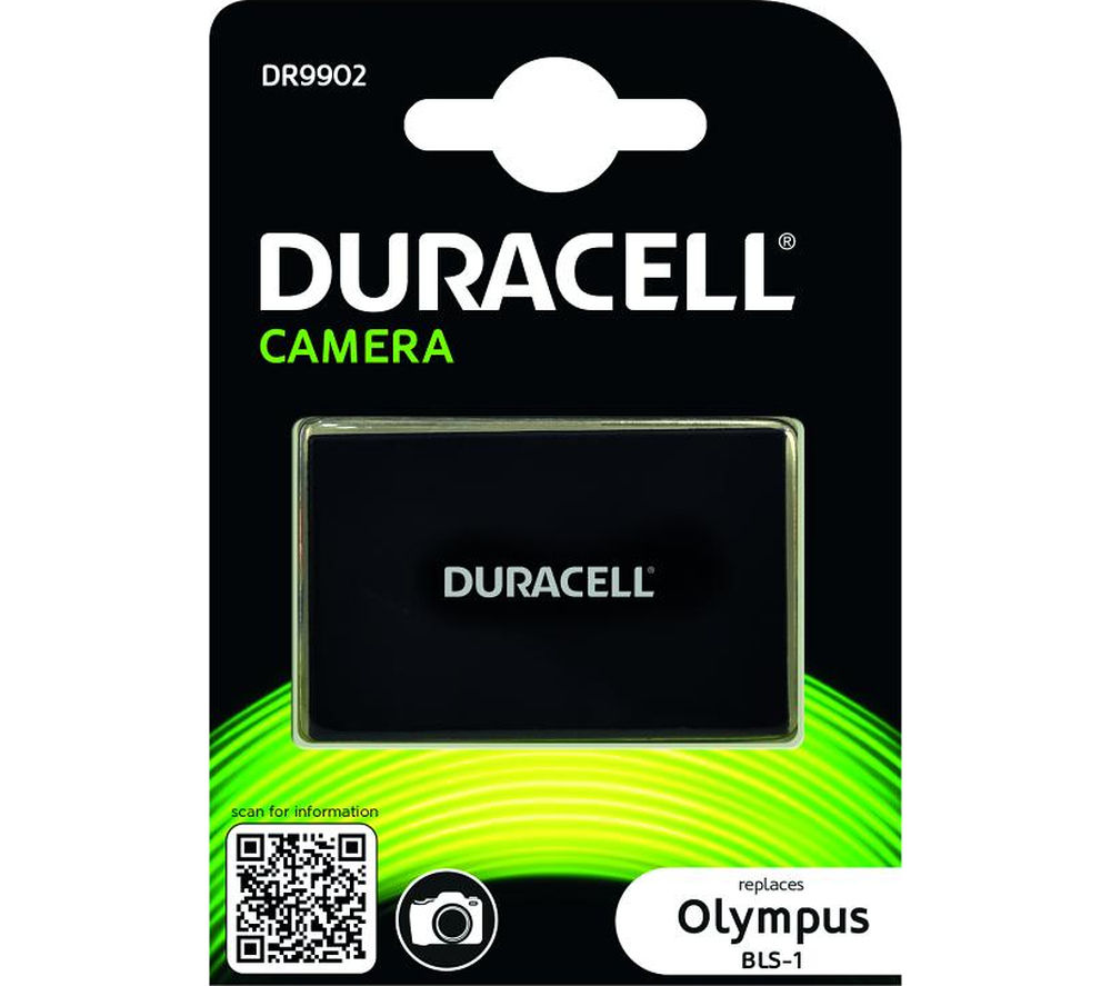 Cheapest price of Duracell DR9902 Lithium-ion Rechargeable Camera Battery in new is £12.99