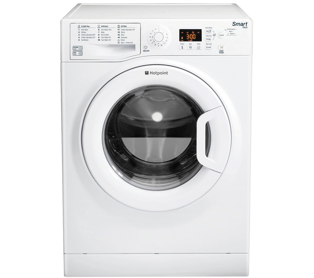 buy hotpoint wmfug942puk smart washing machine white. Black Bedroom Furniture Sets. Home Design Ideas