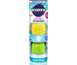 ECOZONE Tumble Dryer Balls - 2 Pack