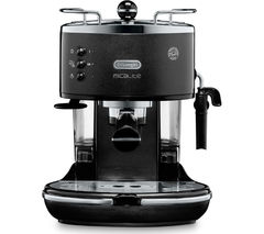 Icona Micalite ECOM311.BK Coffee Machine – Black