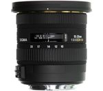 SIGMA 10-20 mm f/3.5 EX DC HSM Wide-angle Zoom Lens - for Canon