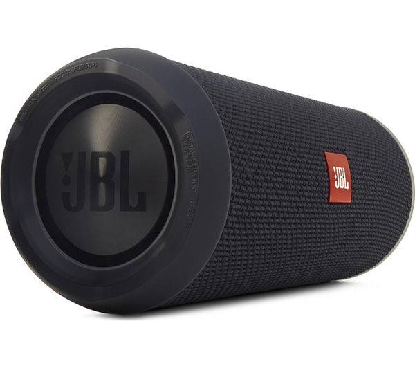 jbl wireless speakers. jbl flip 3 portable bluetooth wireless speaker - black jbl speakers currys