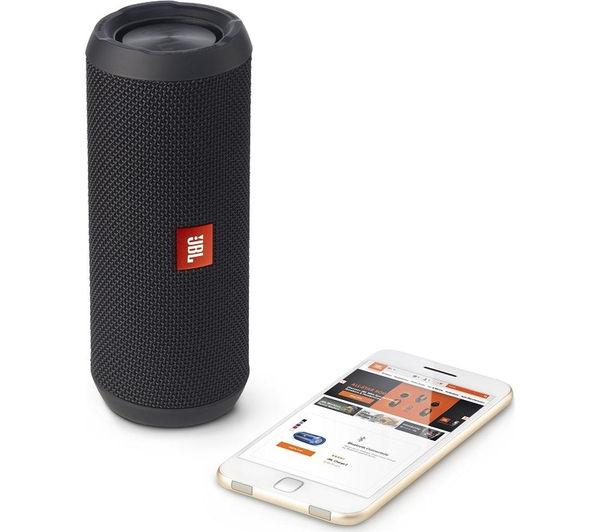 jbl desktop speakers. jbl flip 3 portable bluetooth wireless speaker - black jbl desktop speakers