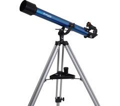 MEADE Infinity 600 AZ Refractor Telescope - Blue