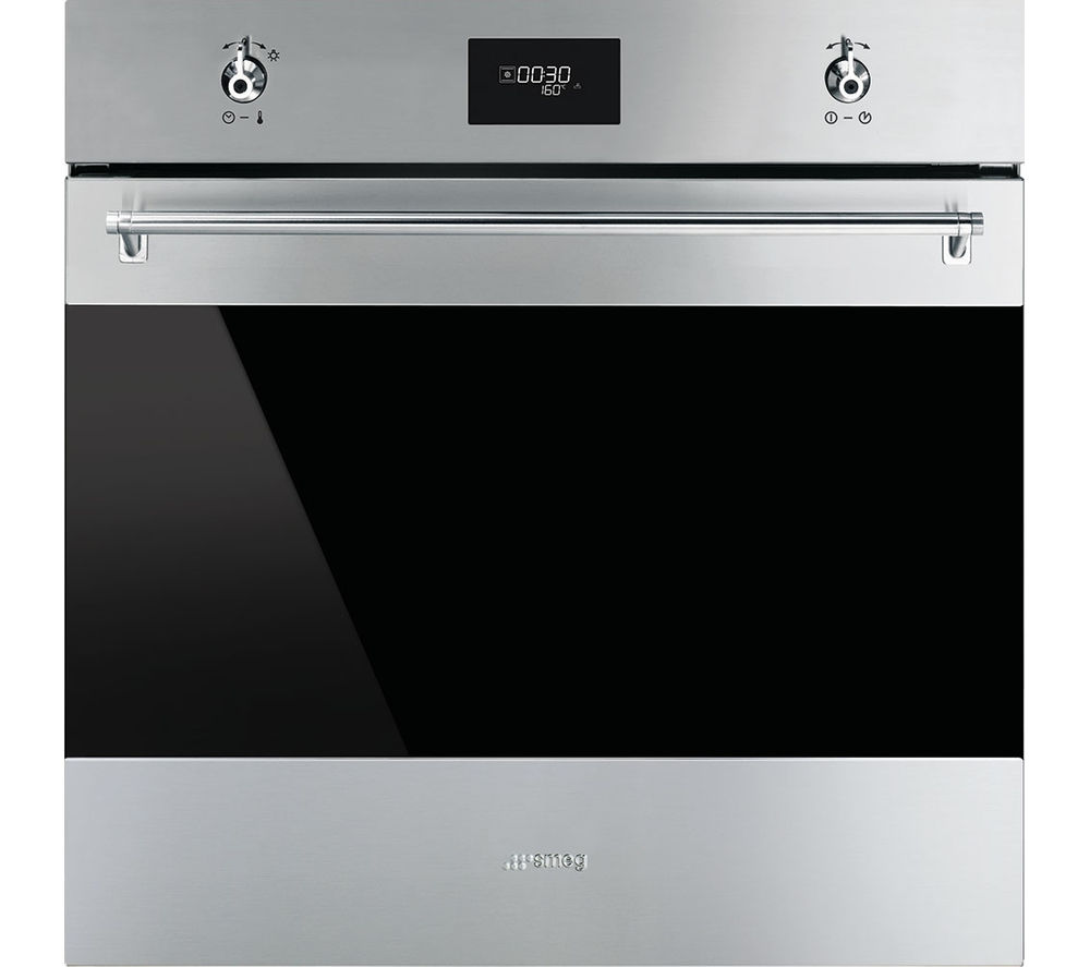 SMEG SF6372X Electric Oven - Stainless Steel, Stainless Steel Review thumbnail