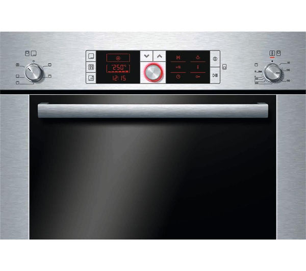 buy bosch serie 6 hbm56b551b electric double oven stainless steel rh currys co uk bosch oven manuals bosch oven manuals online
