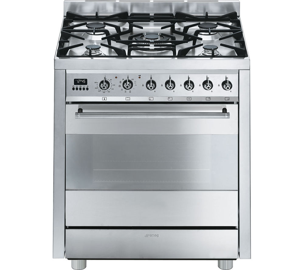 Compare prices with Phone Retailers Comaprison to buy a Smeg C7GPX8 70cm Dual Fuel Range Cooker