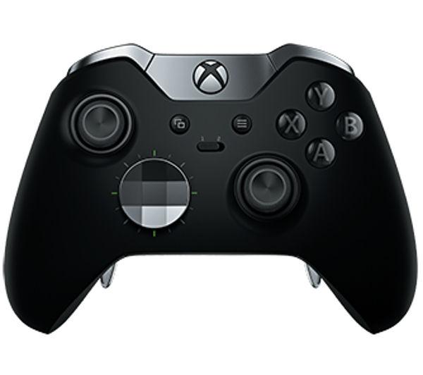 Image of MICROSOFT Xbox Elite Wireless Controller - Black