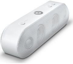 BEATS Pill+ Portable Bluetooth Wireless Speaker - White