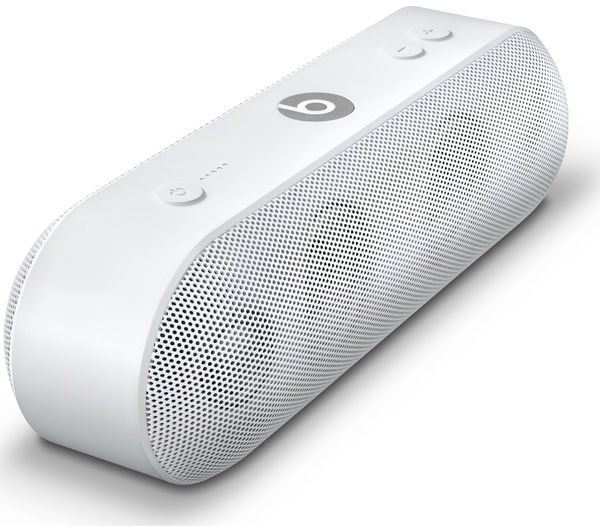 Image of BEATS Pill+ Portable Bluetooth Wireless Speaker - White