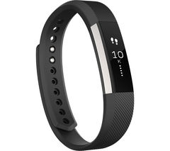 FITBIT Alta - Black, Large