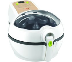 TEFAL GH840040 ActiFry Plus Fryer - White