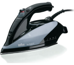 BRAUN TexStyle 5 TS545SA Steam Iron - Black