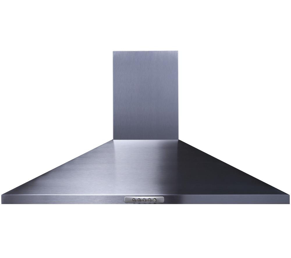 NEW WORLD UH 100 Chimney Cooker Hood - Stainless Steel