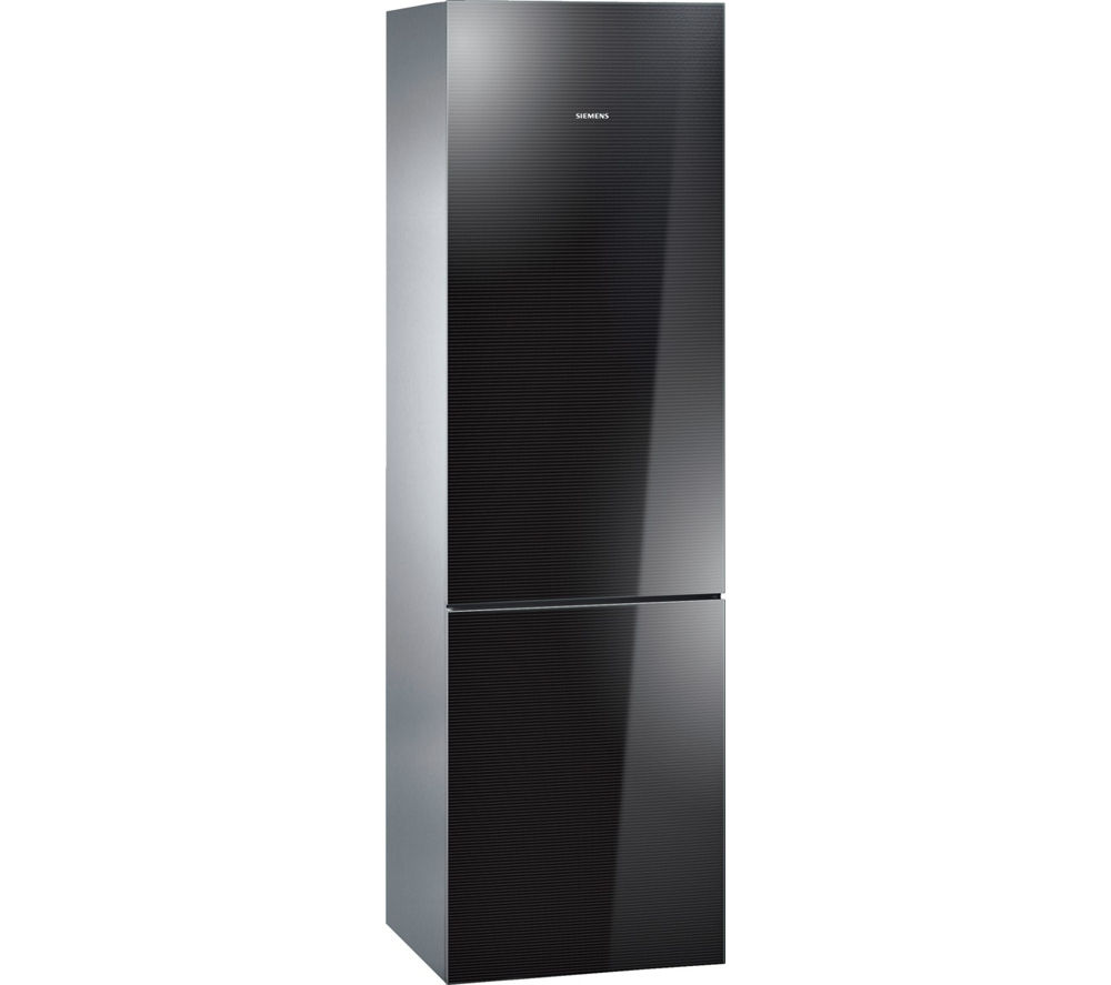 SIEMENS iQ700 KG39FSB30 70/30 Fridge Freezer - Black